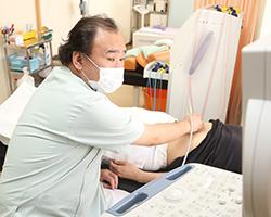 エコー検査(腹部超音波検査)